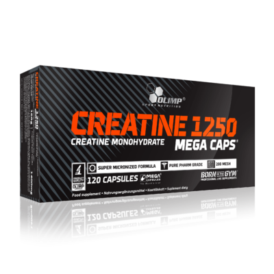 OLIMP CREATINE 1250mg Mega Caps 120 kaps