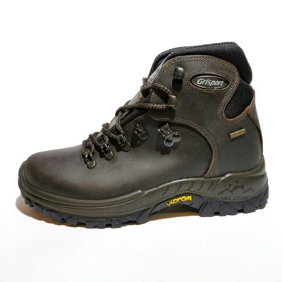 Buty trekkingowe Red Rock Marrone Dakar 10303 brąz