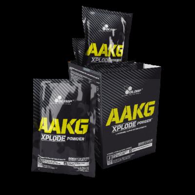 OLIMP AAKG Xplode Powder 150g smak pomarańczowy