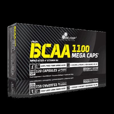 OLIMP BCAA 1100 Mega Caps 120 kaps