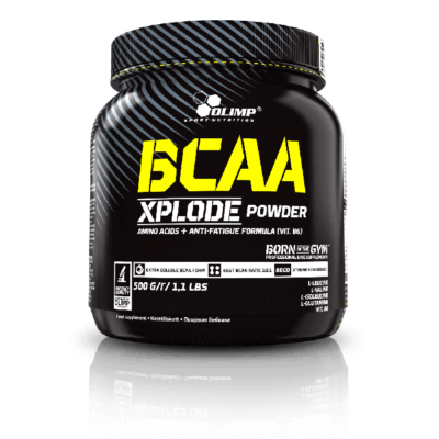 OLIMP BCAA XPLODE POWDER 500g lemon