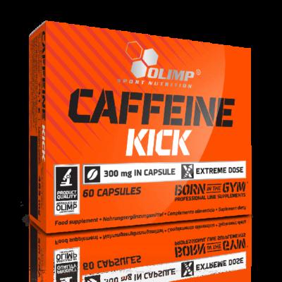 OLIMP CAFFEINE KICK 60 kaps