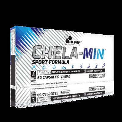 OLIMP CHELA-MIN Sport FormulaMega Caps 60 kaps