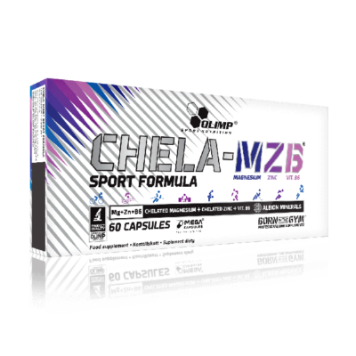 OLIMP CHELA-MZB Sport FormulaMega Caps 60 kaps
