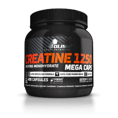OLIMP CREATINE 1250mg Mega Caps 400 kaps