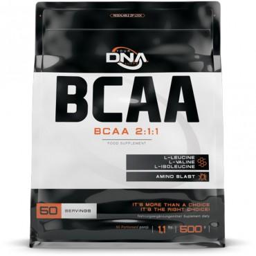 D.N.A BCAA 2:1:1 500g smak cytrynowy