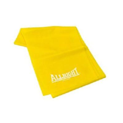 Guma do ćwiczeń ALLTO fitness light żółta