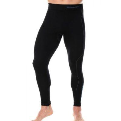 Spodnie męskie BRUBECK THERMO czarne