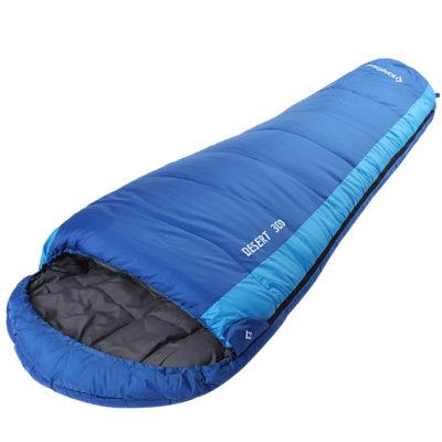 Śpiwór KING CAMP DESERT 300 KS3138 niebieski