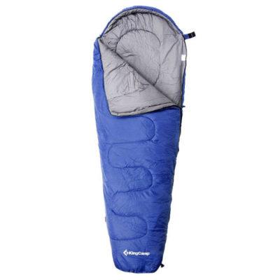 Śpiwór KING CAMP TRECK 200 KS3191 niebieski