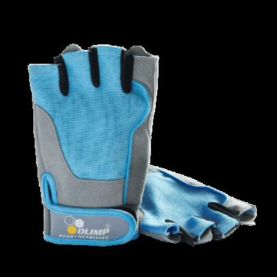 Rękawice OLIMP Fitness One niebieskie