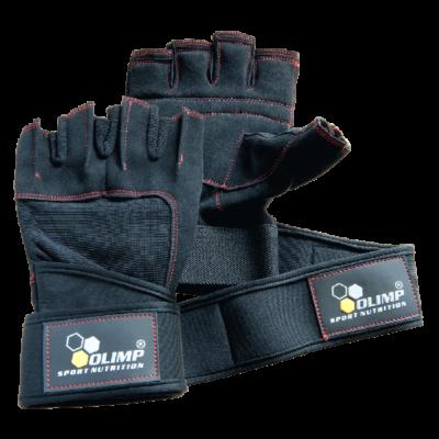 Rękawice treningowe OLIMP Hardcore Raptor czarne