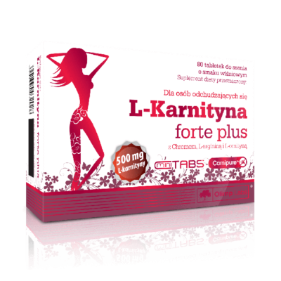 OLIMP L-karnityna Forte Plus 60 kaps