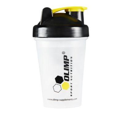 OLIMP SHAKER 400 ml czarno-żółty