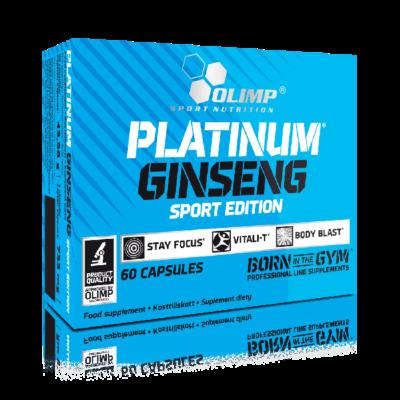 OLIMP Platinum Ginseng 550 Sport Edition Mega Caps 50 kaps