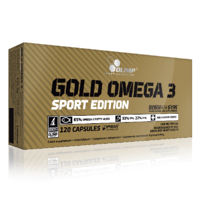 OLIMP Gold-Omega 3 Sport Edition 60 kaps