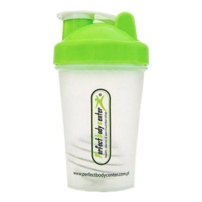 OLIMP SHAKER PBC 400 ml zielony