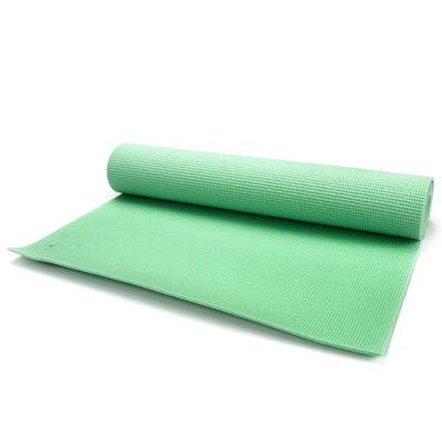 Mata YOGA METEOR 180x60x0,5 cm zielona