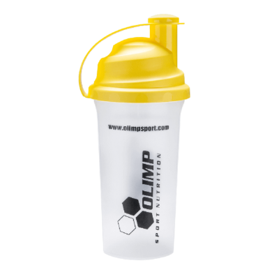 OLIMP SHAKER 700 ml żółty