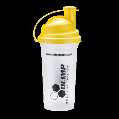 OLIMP SHAKER 700 ml żółty