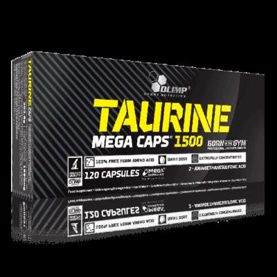 OLIMP Taurine Mega Caps 1500 opak 120 kaps
