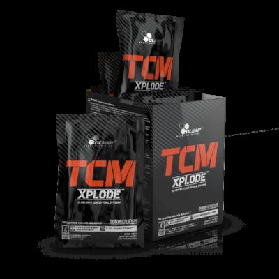 OLIMP TCM Xplode 220 g smak pomarańczowy