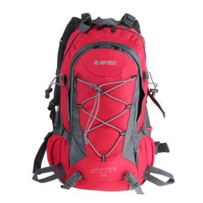 Plecak HI-TEC Aruba 35 L czerwony