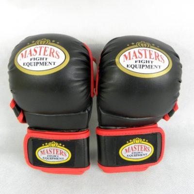 Rękawice do MMA GFS-20 MASTERS czarne roz. L