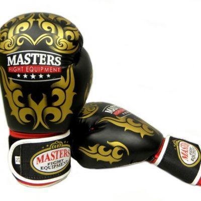 Rękawice bokserskie MASTERS RPU-3K