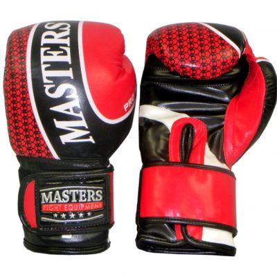 Rękawice bokserskie MASTERS RPU-PRO