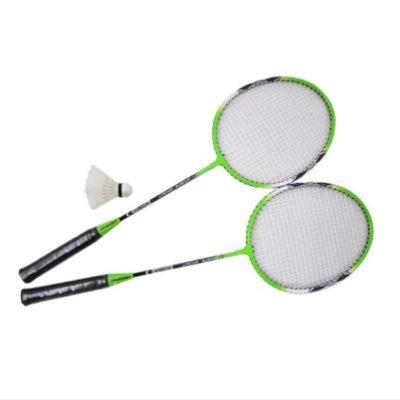 Zestaw do badmintona AXER SPORT zielony
