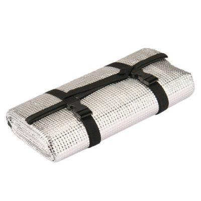 Mata turystyczna aluminiowa METEOR 180 cm x 50 cm