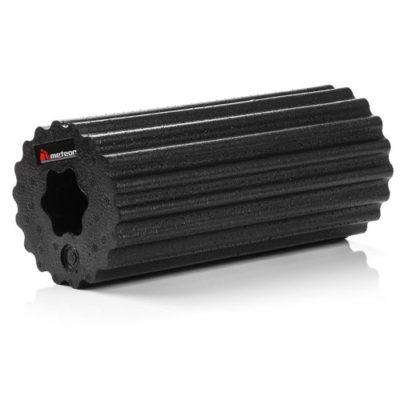 Roller karbowany METEOR EPP PIANKA BLACK SERIES twardość 75° czarny