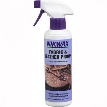 Impregnat do obuwia z NIKWAX TKANINY i SKÓRY 300ml spray