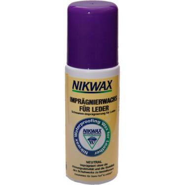 Wosk w płynie do skóry licowej NIKWAX AQUEOUS WAX 125ml