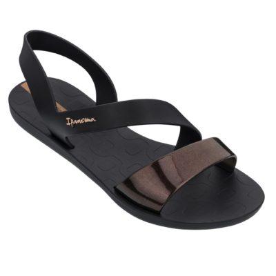 Sandały IPANEMA Vibe Sandal czarne damskie