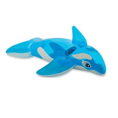 Dmuchana zabawka orka do pływania INTEX