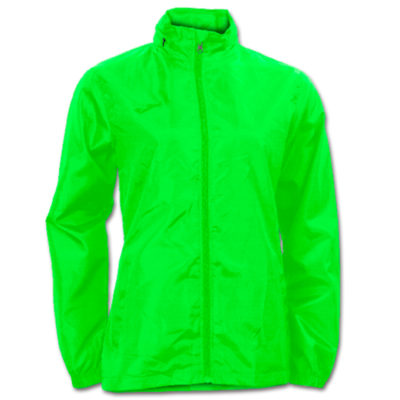 Kurtka przeciwdeszczowa JOMA damska zielona