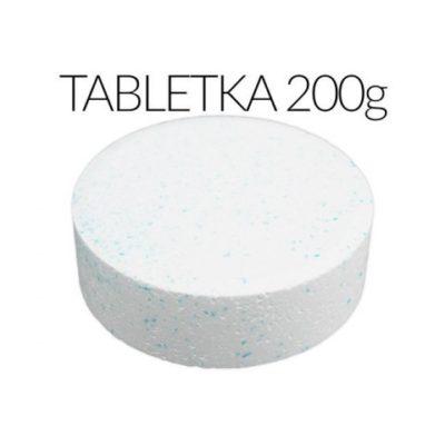 Multi tabletki CHLOR do basenu 200g 3szt 1 na 20m3  INTEX