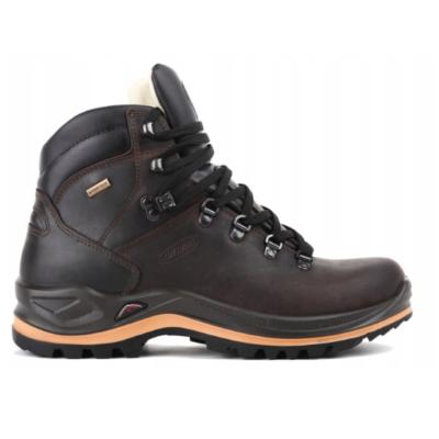 Buty trekkingowe męskie GriSport 13701 ciemny brąz