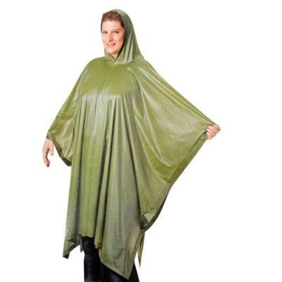 Wodoodporne poncho / peleryna przed deszczem KING CAMP