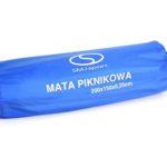 Mata piknikowa SMJ sport ALU EASY PACK Camp 150x200cmx0,25cm