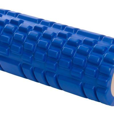 Wałek Roller do masażu EB FIT niebieski