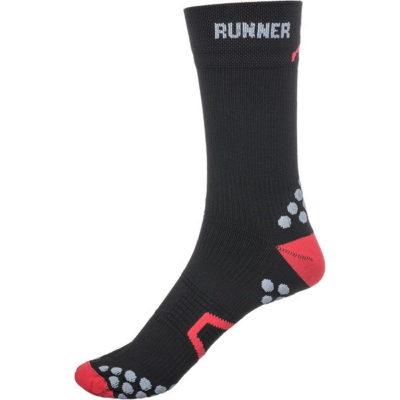 Skarpety Runner Expansive 3D  43-46 czarne