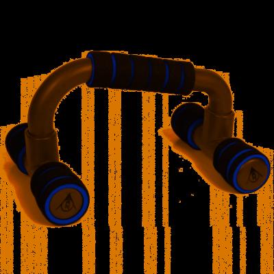 Uchwyty/ Przyrząd  do pompek Dunlop niebieski