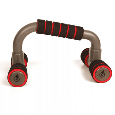 Uchwyty/ Przyrząd  do pompek Dunlop czerwone